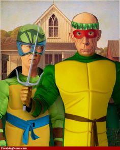 Gothic Turtles