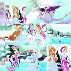 Fairest on Ice Duchess Ashlynn Poppy Faybelle