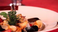 Recipe for Disney Cruise Line's Seafood Risotto - delicious!