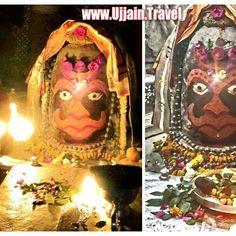 Today, Mar. 10 pic of Bhasma Aarti of Lord Mahakaleshwar Ujjain.  Visit Ujjain for #Simhasth during Apr. - May 2016