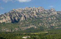 Montaña de Montserrat #Cataluña SPAIN
