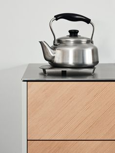 Two new designs for IKEA kitchen hacks from Reform - cate st hill Stainless Steel Countertops, Stainless Steel Kitchen, Kitchen Countertops, Kitchen Cabinets, Kitchen Appliances, Ikea Kitchen Units, Ikea Hack Kitchen, Kitchen Ideas, Kitchen Interior