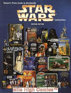 TOMARTS-PRICE-GUIDE-TO-WORLDWIDE-STAR-WARS-TP-2ND-ED-1997-Serie-1-Fine