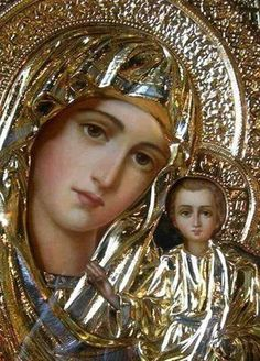 Blessed Mother with Jesus