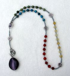 The Elements Prayer Beads by Aevie on deviantART