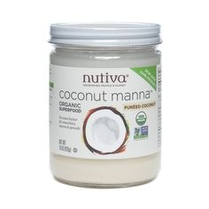 Shop Nutiva Organic Coconut Manna at wholesale price only at ThriveMarket.com