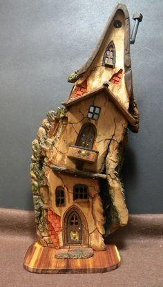 Winter House 3104 by ForestDwellerHouses.deviantart.com on @deviantART