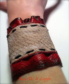 Zombie Flesh Wrist Cuffs with Lace by BuryMeInLeather on Etsy Cuff Bracelets, Cuffs, Trending Outfits, Unique Jewelry, Handmade Gifts, Lace, Etsy, Accessories, Vintage