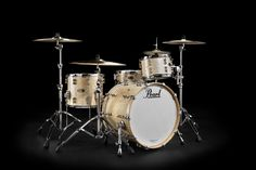 """PEARL REFERENCE PURE - VINTAGE MARINE - RFP924XEPC-483 - BATTERIES ACOUSTIQUES - BATTERIES FUSION 22"""" 