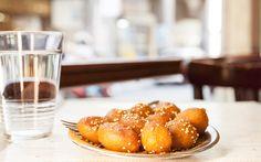 Lukumades - Best Street Food in Athens