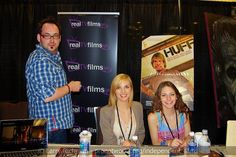 "Autograph signing, ""Huff"" World Premiere by larry-411, via Flickr"