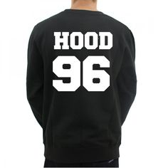 Calum Hood 96 5SOS Crewneck Sweatshirt