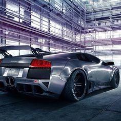 Beast! Lamborghini Murcielago