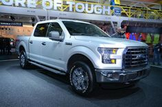 Ford redefines the pickup with all-new F-150   Car Fanatics Blog