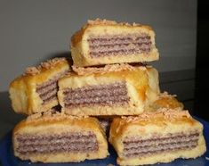 Kue wafer cheese cookies