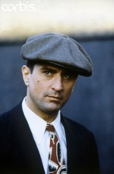 Robert De Niro. On the set of Once Upon a Time in America
