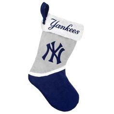 New York Yankees 2015 Team Logo Basic Holiday Stocking