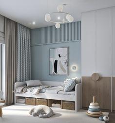 Kids Bedroom Designs, Kids Room Design, Home Room Design, Decoration Inspiration, Room Inspiration, Design Hall, Room Interior, Interior Design, Decoration Bedroom