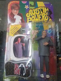 Austin Powers- Dr. Evil by Mc Farlane Toys
