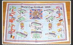1966 World Cup, Football, Cards, Soccer, Futbol, American Football, Maps, Playing Cards, Soccer Ball