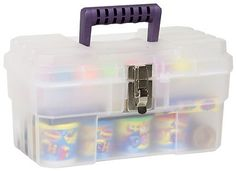 Other Craft Storage 183187: Akro Mils 09514Cft Hobby Tool Box, 14-In. - Quantity 1 -> BUY IT NOW ONLY: $30.88 on eBay!