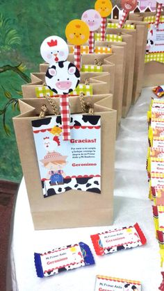 Kits imprimibles de la granja Farm Birthday, Animal Birthday, Boy Birthday Parties, Barnyard Party, Farm Party, Festa Toy Store, Barn Parties, Farm Theme, Animal Party
