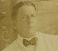 Valdemar A. Miller, 35 years old Pinned by VintageVirginIslands.com