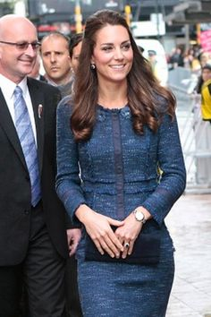 Duchess of Cambridge Fashion Style: The Suites