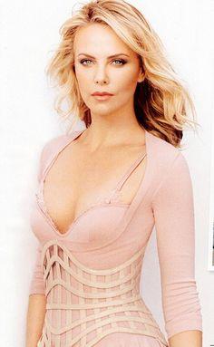 Charlize Theron...