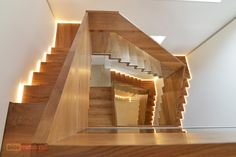 Daleham Gardens Project - Straight Staircase