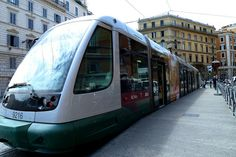 Rome Tram by jacdupree, via Flickr