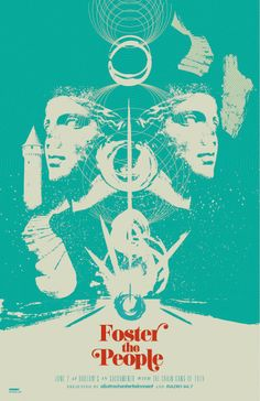GigPosters.com - Foster The People - Chain Gang Of 1974, The