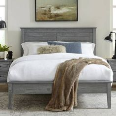 Platform Bed - Obtain The Furniture You Need With These Tips Platform Bedroom, Queen Platform Bed, Upholstered Platform Bed, Platform Beds, Solid Wood Platform Bed, Platform Bed With Storage, Coastal Bedrooms, Coastal Living, Grand Format