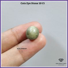 Real Cats Eye Stone