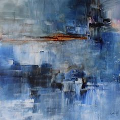 umj.art - Ulla Maria Johanson: 2017-10-09 #1064Heat SourceAcrylic on board, 20x...