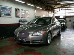 2008 Jaguar XF Turbo Diesel - Lou Guthry Motors
