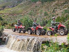 Quad Biking in Hermanus, South Africa - Dirty Boots Bike Trails, Biking, Whale Watching Season, Stuff To Do, Things To Do, Forest Adventure, Quad Bike, Adventure Activities, Nature Reserve