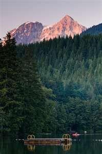 Squamish Lake - North End