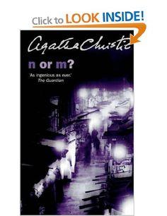 Agatha Christie - N or M?