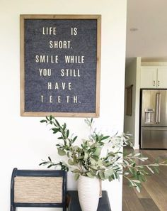 I shared the Letterboard I made on my IG Stories this morning. I found some gold letters so now you can actually read it! Word Board, Quote Board, Message Board, Felt Letter Board, Felt Letters, Felt Boards, Quotes To Live By, Me Quotes, Funny Quotes