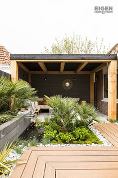 Interior Exterior, Exterior Design, Garden Pavilion, Backyard Patio Designs, Outside Living, Outdoor Landscaping, Garden Styles, House, Inspiration