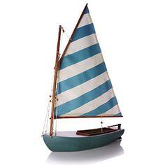 Nautical Sailboat - #nautical