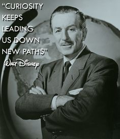 The wise words of Walt  #WaltWednesdays