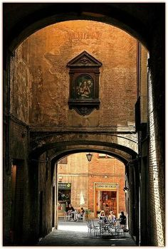 Tweet de Fortezza de Cortesi: Lumière de Siena.