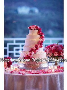 美しいウェディングケーキたち☆アメリカより♪の画像 | 【パーフェクトウェディング宣言!】