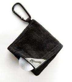 798c04d0 Frogger Golf Amphibian Ball Towel by Frogger Golf. $11.95. True putts start  with clean