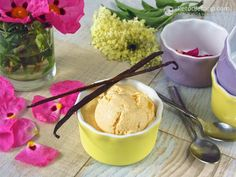 Ultimate Keto Ice-Cream aka Frozen Fat Bomb (paleo, keto, low-carb, dairy-free, nut-free)