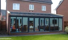 Lean to conservatory roof measure design and pricing guides online Conservatory Dining Room, Lean To Conservatory, Conservatory Extension, Glass Conservatory, Conservatory Design, Conservatory Interiors, Pergola With Roof, Pergola Shade, Conservatories Uk