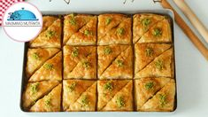 The World's Easiest and Crispy Baklava Recipe with Roller – Pizza Ideas Pizza Recipes Pepperoni, Healthy Pizza Recipes, Turkish Recipes, Ethnic Recipes, Macaroni And Cheese, Easy, Brunch, Food And Drink, Stuffed Peppers