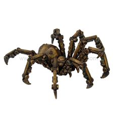 9799 Steampunk Mechanical Spider @Pacific Trading